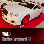 WALD Bentley Continental GT