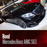 Bond Mercedes-Benz AMG S63