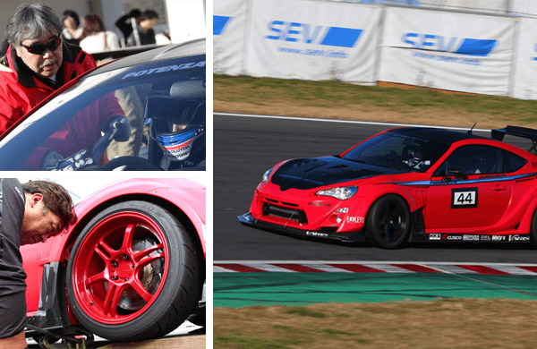 POTENZA CIRCUIT ATTACK 86:POTENZA CIRCUIT ATTACK @TSUKUBA SUPER BATTLE 2015