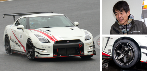 NISSAN GT-R:Rush Factory